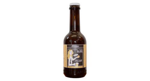 Birra artigianale AL.MAR PECAN 33 cl