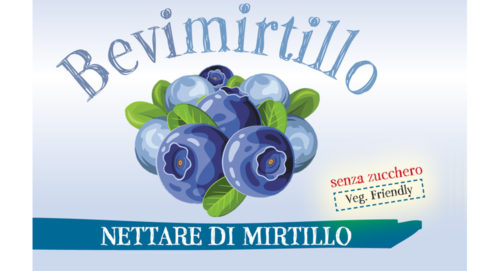 Nettare di MIRTILLO 200 ml