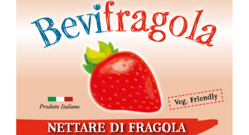 Succo di FRAGOLA 200 ml