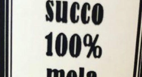 Zenzerì succo 100% frutta mela limone e zenzero bio senza zuccheri aggiunti 500ml